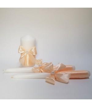 Свадебные свечи №8